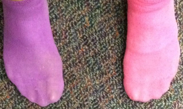 purple-and-pink-socks
