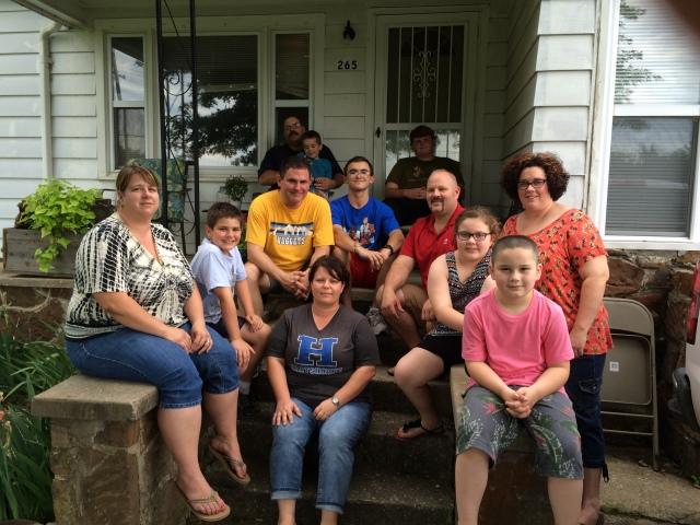 beshear-family