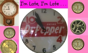 clock-collage