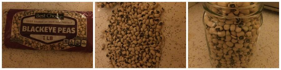 collage-black-eye-peas-dry