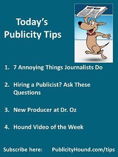 Publicity Hound