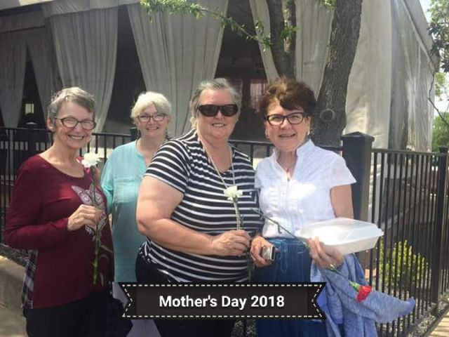mothers day outing 2018
