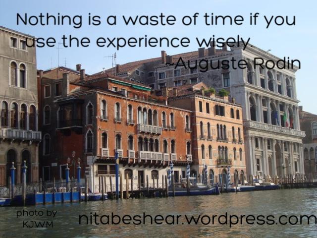 Venice - photo by KJWM
